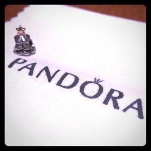 Pandora Christmas Tree with 14K Gold Star